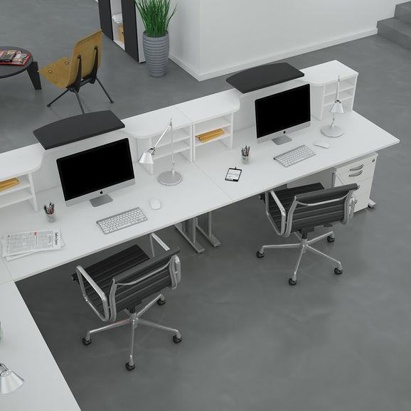 Büromöbel Frankfurt - Wir statten Ihr Büro aus einer Hand aus.