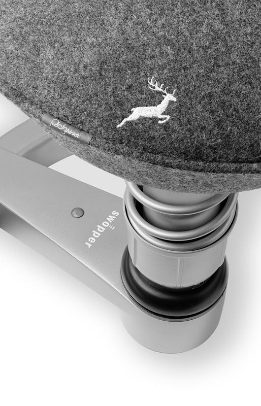01 swopper platzhirsch seat b robedarf frankfurt ihr. Black Bedroom Furniture Sets. Home Design Ideas