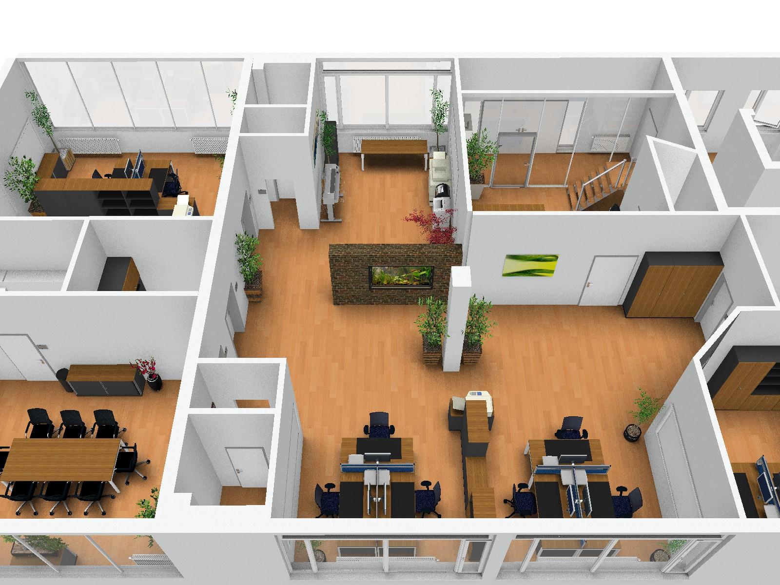 3d Büroplanung Frankfurt Professionell Und Schnell Und Kompetent