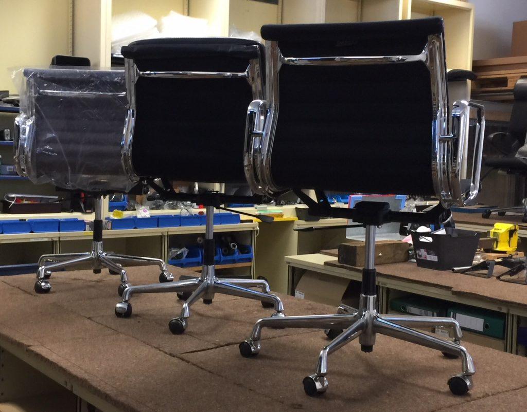 Berühmt Ersatzteile und Reparatur von Bürostühle und Bürostuhl swopper RW81