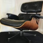 Vitra Eames Lounge Chair repariert